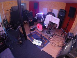 Band Tonaufnahmen